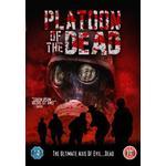 Platoon bluray Filmer Platoon of The Dead [DVD]
